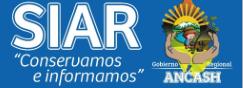 SIAR Ancash   Sistema Regional de Información Ambiental